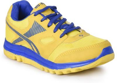 Nu-feel Boys Blue Running Shoes