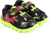 Spiderman Boys Velcro Casual Boots (Blac...