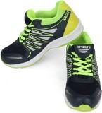 Rexel Spelax Running Shoes (Navy, Green)