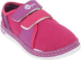 Myau Boys Strap Casual Boots (Pink)