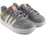 Adidas Boys & Girls Lace (Grey)