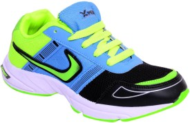 Xpert Boys Lace Running Shoes(Blue)