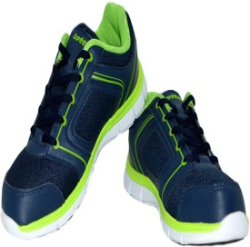 Lotto Boys & Girls Lace Running Shoes(Blue)