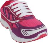 Myau Boys Lace Walking Shoes (Purple)