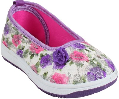 Fuel Girls Purple Casual Boots