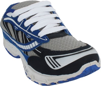 Myau Boys Blue Walking Shoes