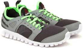 Reebok Boys Running Shoes(Grey)