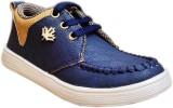 Cutie & Brat Boys Lace Sneakers (Dark Bl...