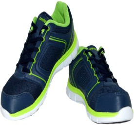 Lotto Boys & Girls Lace Running Shoes(Dark Blue)