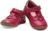 Teddy Toes Girls Velcro Dancing Shoes (P...