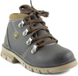 Parv Collections Boys Lace Casual Boots ...
