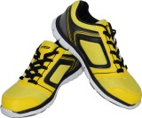 Lotto Boys Lace Running Shoes (Yellow)
