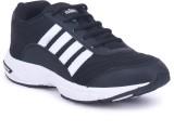 Leedas Boys Lace Running Shoes (Black)