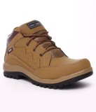 Shoe Island Boys Lace Casual Boots (Brow...