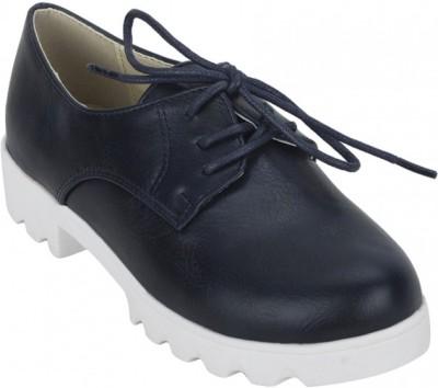 Joy N Fun Boys & Girls Blue Casual Boots(Pack of 1)