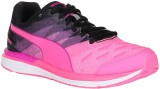 Puma Boys Lace Running Shoes (Pink)