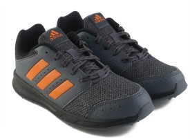 Adidas Boys & Girls Lace(Grey)