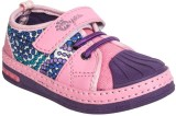 Myau Boys & Girls Velcro Sneakers (Pink)