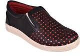 Trilokani Boys Slip on Sneakers (Black)