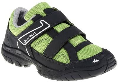 Quechua Green Hiking & Trekking Shoes(Green)