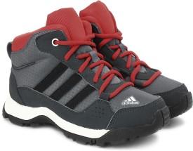 Adidas Boys & Girls Lace(Grey)