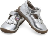 Teddy Toes Girls Velcro Dancing Shoes (S...
