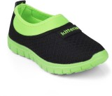 Kittens Boys Slip on Running Shoes (Gree...