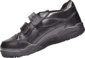 Columbus Boys Lace Formal Boots(Black)