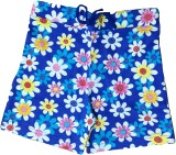 Tomato Short For Girls Casual Floral Pri...