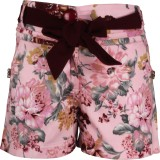 Cutecumber Short For Girls Party Floral ...