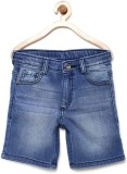 Yellow Kite Short For Boys Casual Solid ...