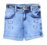 Monte Carlo Short For Girls Casual Solid...