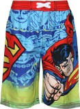Superman Short For Boys Casual Printed P...
