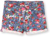 Barbie Short For Girls Casual Floral Pri...