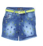 Monte Carlo Short For Girls Casual Print...