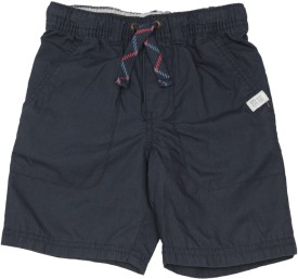 Carter's Short For Boys Solid Cotton(Grey)