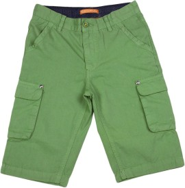 Scullers Kids Short For Boys