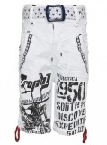 Punkster Short For Boys Casual Graphic P...