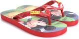 Disney Boys Slipper Flip Flop (Red)