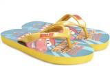 Disney Boys Slipper Flip Flop (Yellow)
