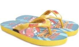 Disney Boys Slipper Flip Flop(Yellow)