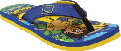 Fiesta Boys & Girls Blue Slipper Flip Flop(Pack of 1)
