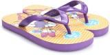 Disney Girls Slipper Flip Flop (Purple)