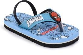 Spiderman Boys Slipper Flip Flop(Blue)