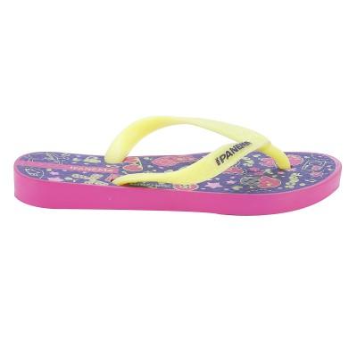 Ipanema Boys Pink Slipper Flip Flop(Pack of 1)