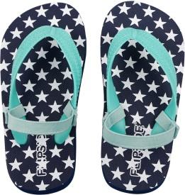 Flipside Boys Slipper Flip Flop(Blue)