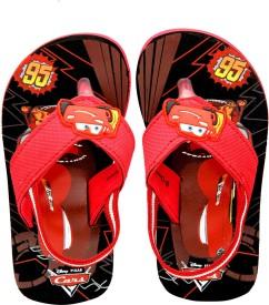 Disney Boys Slipper Flip Flop(Black)