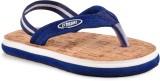 Beanz Boys Slipper Flip Flop (White)