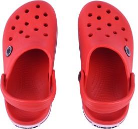 Flipside Girls Slipper Flip Flop(Red)