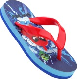 Angry Birds Boys Slipper Flip Flop (Red)